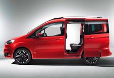 Ford gaat familiaal op het Autosalon Brussel 2014