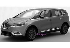 Prentjes Renault Espace-opvolger gelekt