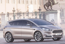 OOK FORD S-MAX DUIKT IN VIGNALE-BAD