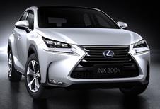 Lexus NX is kleine broer van RX