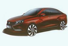 Brengt Lada met Vesta eindelijk een moderne(re) auto?