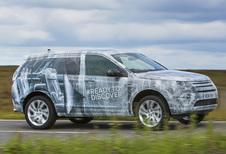 Originele plaagstoot: 'doorzichtige' Land Rover Discovery Sport