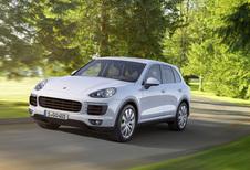 Verrassing: Porsche Cayenne al grondig opgefrist