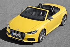 Nieuwe Audi TT ook al als Roadster