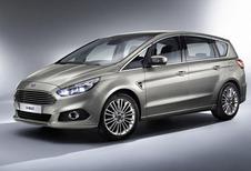 Een week te vroeg: nieuwe Ford S-Max