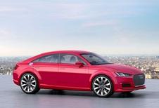 Echt te gek: Audi TT komt ook als vijfdeurs-Sportback