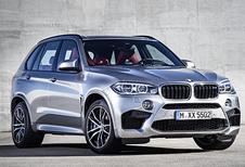 M-behandeling voor BMW X5 en X6
