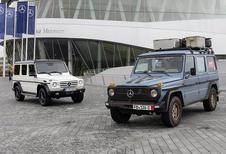 Mercedes viert 35 jaar G-Klasse