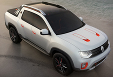 Renault Duster Oroch is voorbode Dacia-pick-up