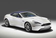 Aston Martin DB9 Volante Q doet het toch al vriezen