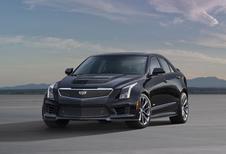 Cadillac ATS-V als sedan en als coupé