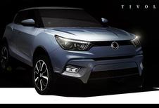 SsangYong Tivoli is compacte SUV