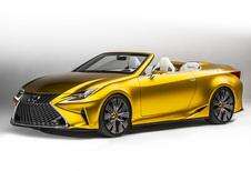 Lexus LF-C2 is voorbode nieuwe cabrio