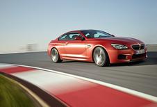 Ook BMW M6 krijgt nieuwe outfit