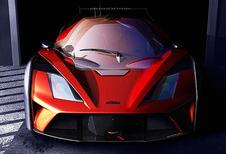 KTM X-Bow wordt gesloten GT4-racer