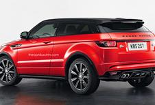Range Rover Evoque als snelle SVR