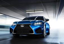 Lexus GS F mikt op M5 en co.