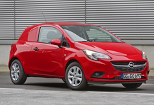 Grote 'kleine' première in Brussel: de Opel Corsavan