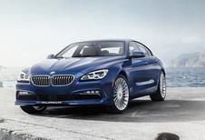 Wat doet Alpina met de BMW 6 Gran Coupé?
