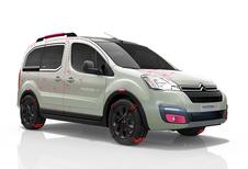Citroën Berlingo Mountain Vibe gaat nieuw productiemodel vooraf