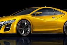 Honda geeft CRZ-opvolger Type R-power