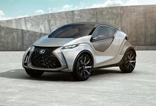 Lexus gaat helemaal Cactus met de LF-SA - Update