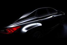 Ook in het nieuw en gedurfd: Lexus RX