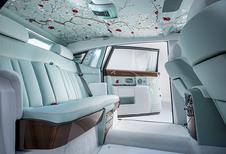 Rolls-Royce zet de bloemetjes buiten met Phantom Serenity