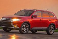 Mitsubishi steekt Outlander in het nieuw