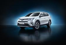 Gefacelifte Toyota RAV4 ook als hybride - Update