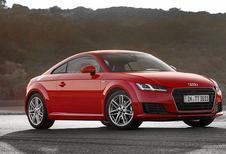 Audi TT nu ook als 1.8 TFSI