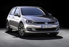 VW Golf nu ook als 1.0 TSI