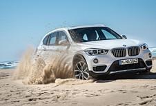 BMW X1 doet Q3 en GLA bibberen