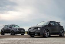 Nismo zorgt voor update Nissan Juke-R - update