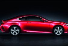 Lexus RC 200t maakt fraaie coupé bereikbaarder