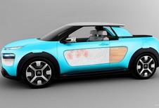 Citroën Cactus M concept laat zich (te vroeg) zien