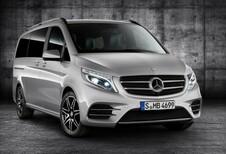 Mercedes V als AMG, wat een idee