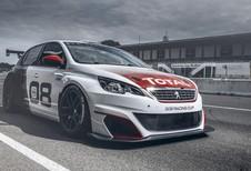 Peugeot 308 als 308 pk sterke Racing Cup