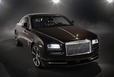 Als Rolls-Royce rock & roll wordt: Wraith 'Inspired by Music'