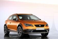 Seat Leon Cross Sport mengt Cupra met X-Perience - update