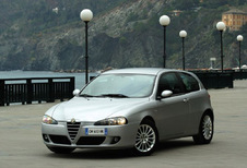 Alfa Romeo 147 3p 1.9 JTDM 120 Progression