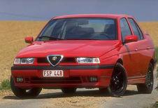 Alfa Romeo 155 2.0 TD Graduate (1992)