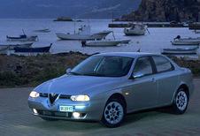 Alfa Romeo 156 Berline 2.5 V6 24v (1997)