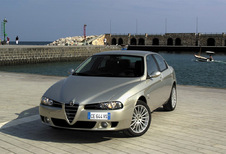 Alfa Romeo 156 Berline 1.9 JTD 126 Progression