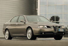 Alfa Romeo 166 3.2 V6 Distinctive (2003)