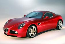 Alfa Romeo 8C 8C Competizione