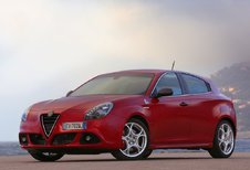 Alfa Romeo Giulietta 1.4 Turbo MultiAir 163 Anniversary (2015)