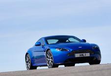 Aston Martin V8 Vantage S Coupe Sportshift