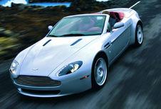 Aston Martin V8 Vantage Volante V8 Vantage Roadster (2007)