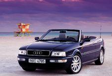 Audi 80 Cabriolet 1.9 TDI Design (1991)